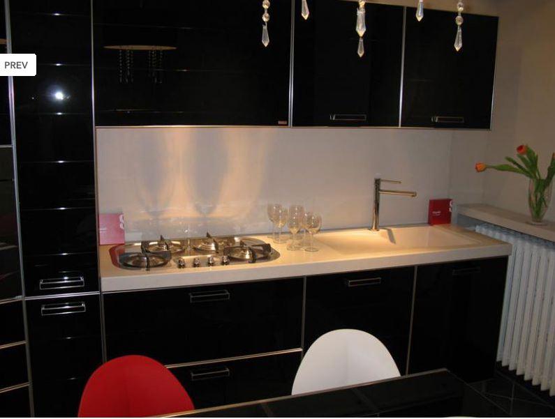 Scavolini Crystal - Cucine Moderne
